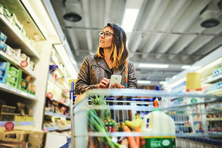 Four Ways to Save Money on Groceries